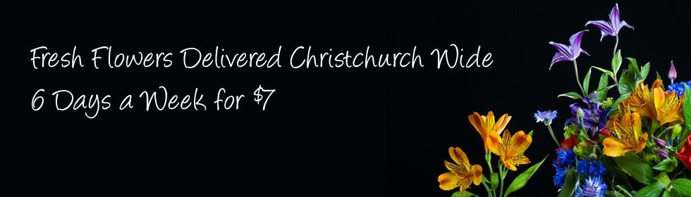 Florist Christchurch